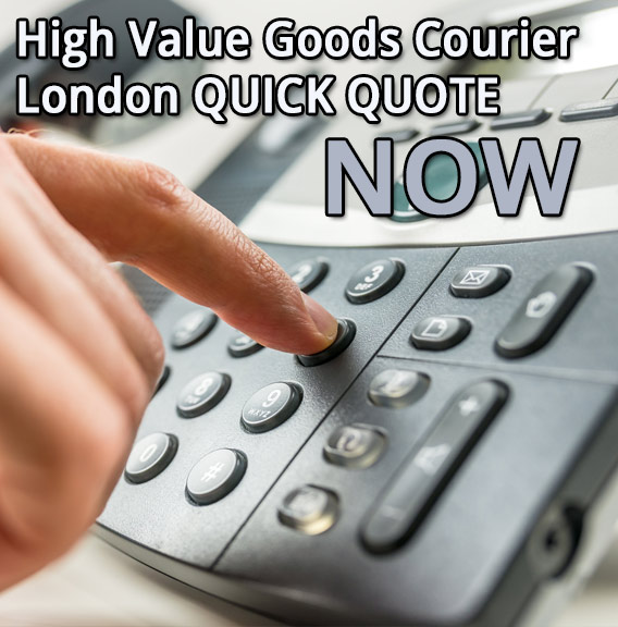 high-value-courier-london-quick-quote