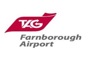 Chauffeur Farnborough Airport