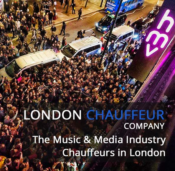 music-industry-chauffeur-london