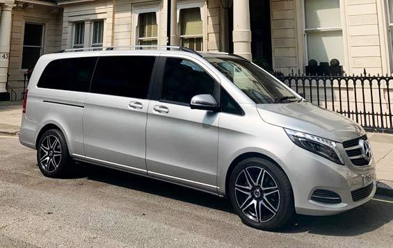 chauffeur-driven-v-class-london